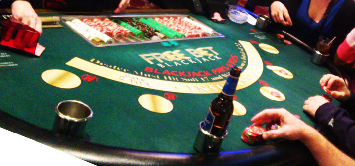 Blackjack verdoppeln
