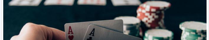 Poker Texas Hold'em Asse