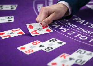 Blackjack online spielen im Casumo Live Casino