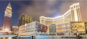 Blackjack im Venetian Las Vegas