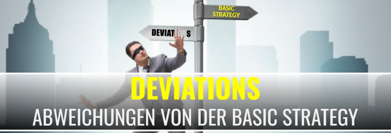 Deviations Blackjack Basic Strategy