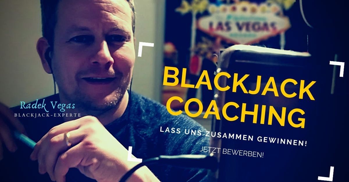 BLACKJACK COACHING