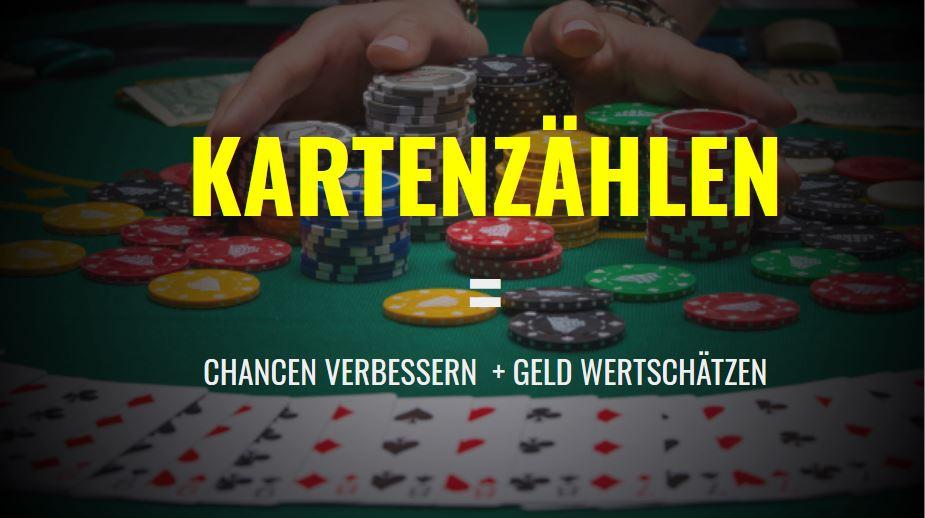 Mit Kartenzählen die Chancen beim Blackjack verbessern