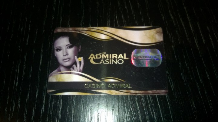 Admiral Casino Pilsen / Tschechien