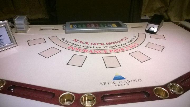 Apex Casino Pilsen / Tschechien