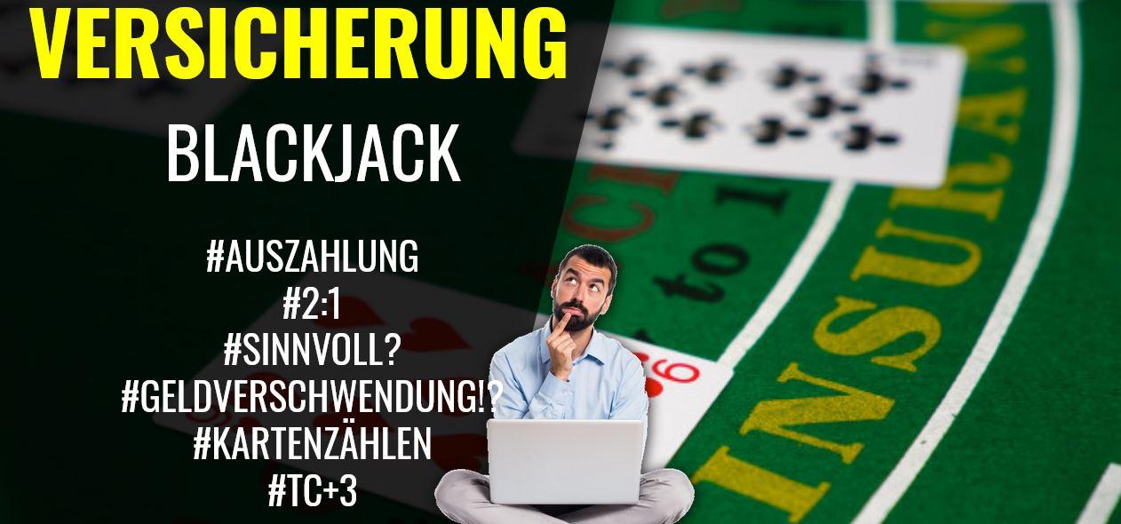 blackjack-versicherung-sinnvoll-auszahlung