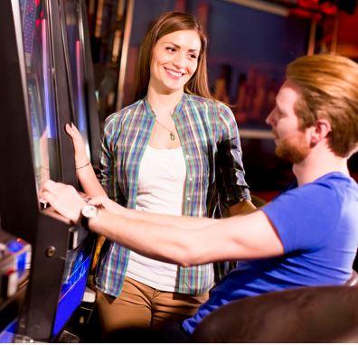 Slots Spieler