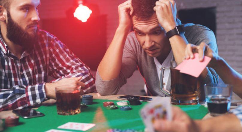 Poker Ende