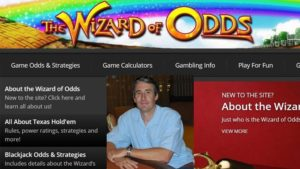 Wizard of Odds - Michael Shackleford