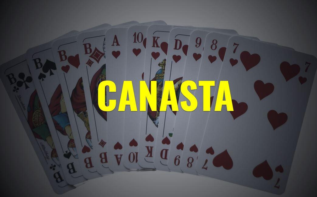 Canasta - Kartenspiel