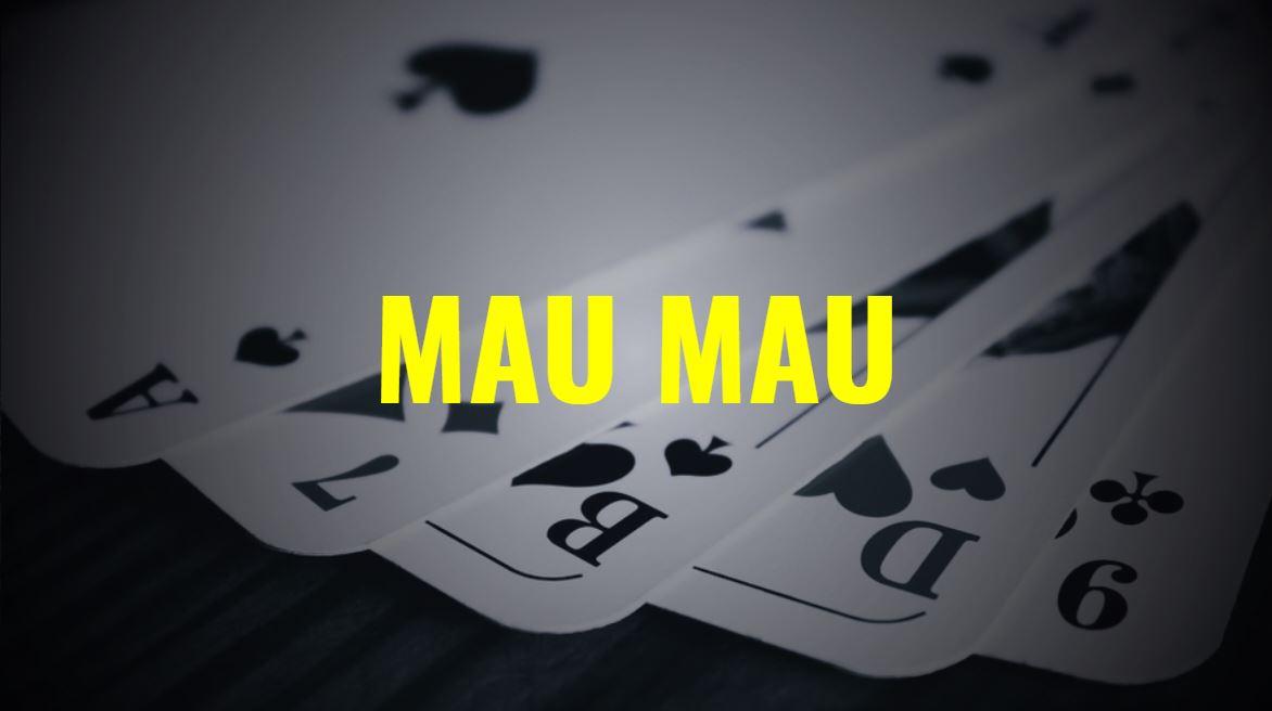 die besten deutschen Kartenspiele: Mau Mau