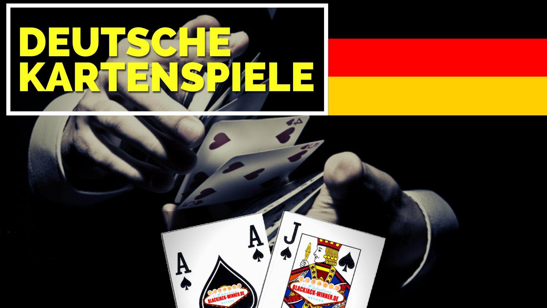 Die besten deutschen Kartenspiele aller Zeiten
