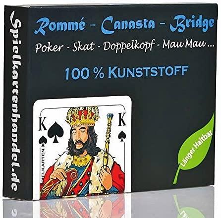 Die besten deutschen Kartenspiele spielen