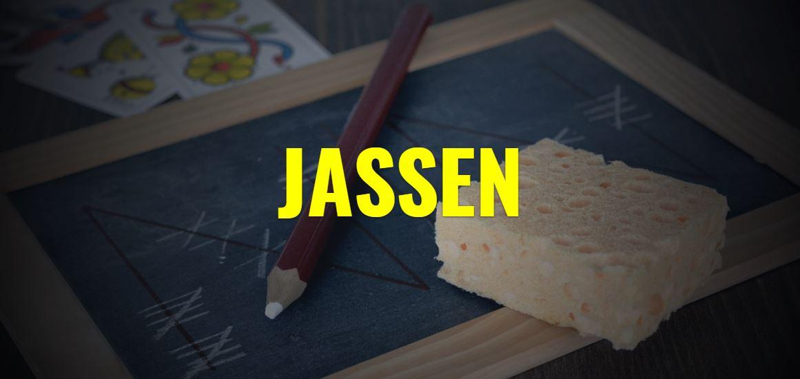Jassen - Kartenspiel aus Deutschland