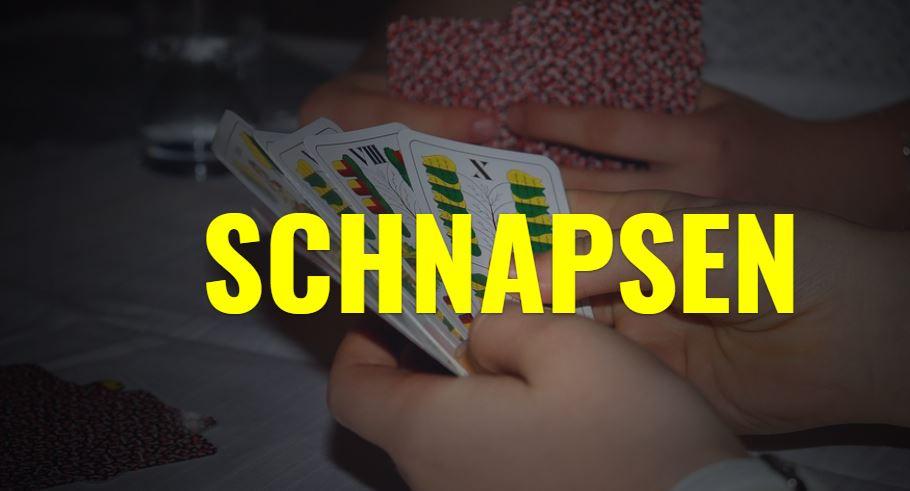 Schnapsen - Kartenspiel