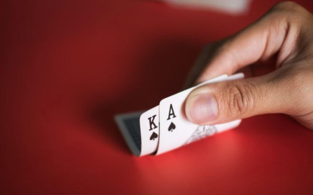 Kartenspiel Casinospiel Poker Heads Up