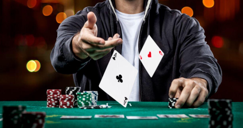 Casinospiel Kartenspiel Texas Holdem Poker Bonus