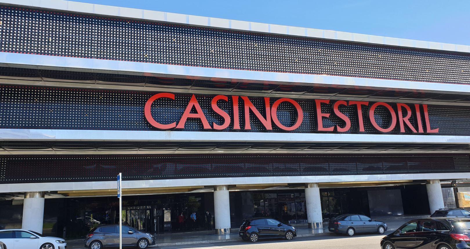Casino Estoril in Portugal