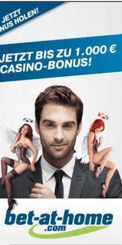Wo blackjack spielen? Bet at Home Online Casino