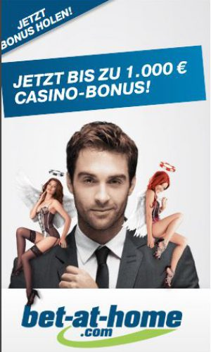 Wo blackjack spielen? Bet at Home Online Casino