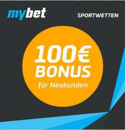 Mybet Sportwetten Bonus